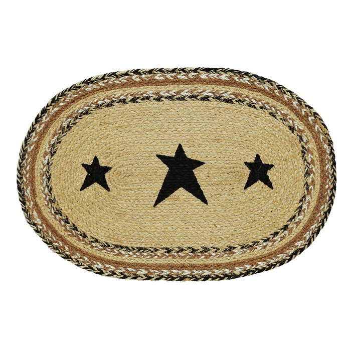 Kettle Grove Jute Placemat (Set of 6)