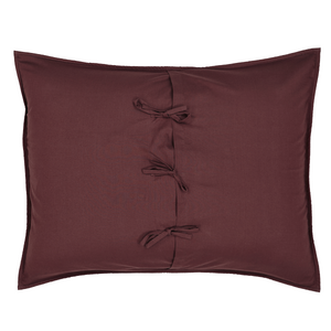 Ninepatch Star Pillow Sham (Choose Size)