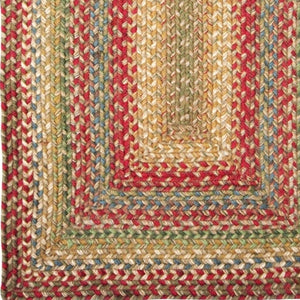 Azelea Jute Braided Rug by Homespice - DL Country Barn
