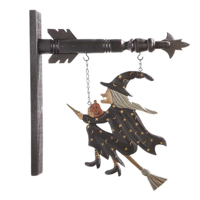 Flying Witch Arrow Replacement Sign
