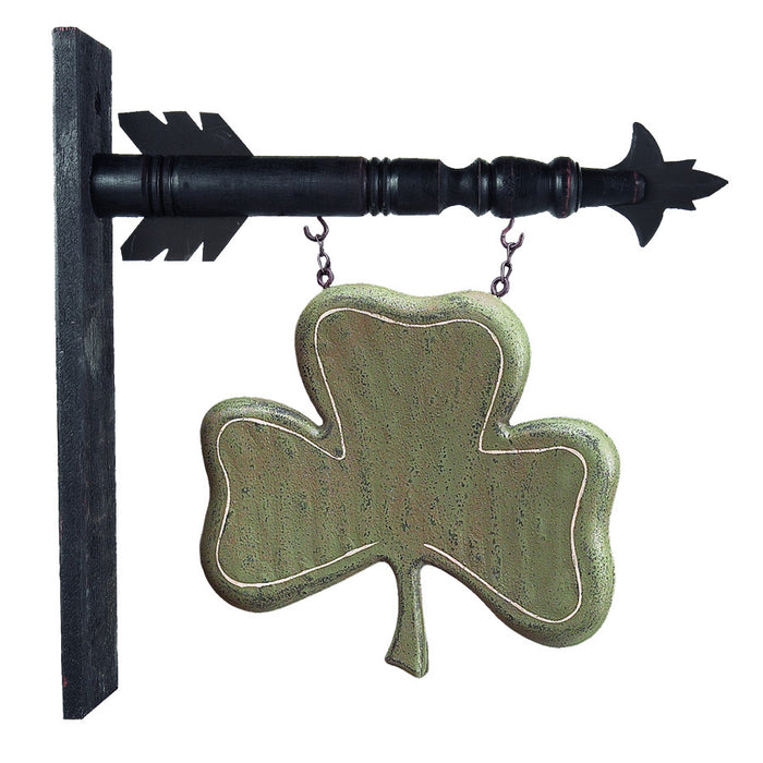 Shamrock Arrow Replacement Sign