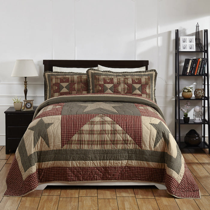 Plymouth Quilted Bedding Set - 3pc. Queen