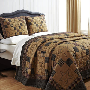 Braden Quilted Bedding Set - 3pc. Queen