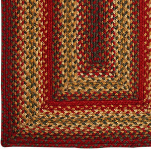 Cider Barn Jute Braided Rug by Homespice - DL Country Barn