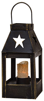 Mini Star Lantern Battery Candle