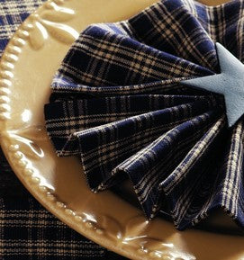 Cambridge Navy Napkin (Set of 6)