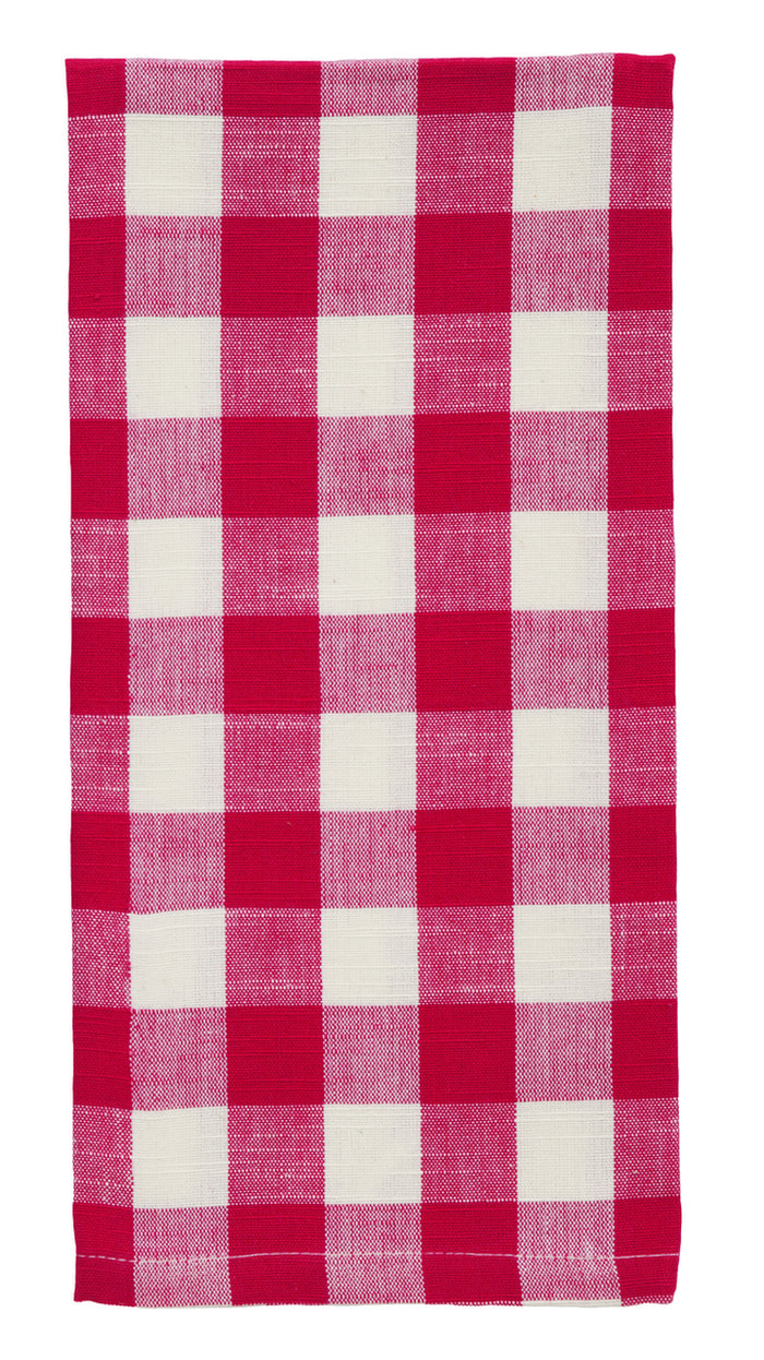 Picnic Red Dishtowel (Set of 2)