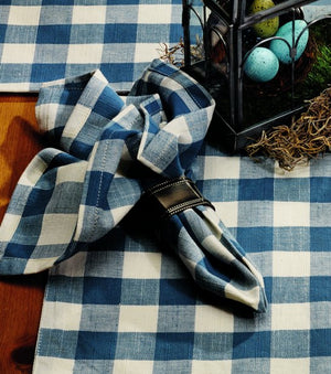 Picnic Blue Napkin (Set of 6)