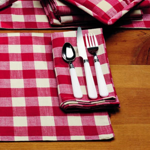 Picnic Red Napkin (Set of 6)