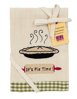Apple Valley Dishtowel Gift Set