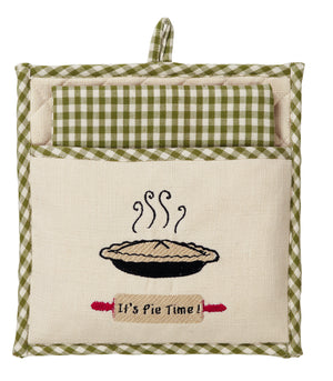 Apple Valley Potholder Gift Set - Set of 2