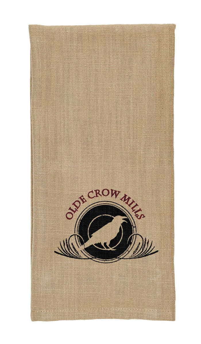 "Olde Crow ""Mills"" Dishtowel (Set of 2)"