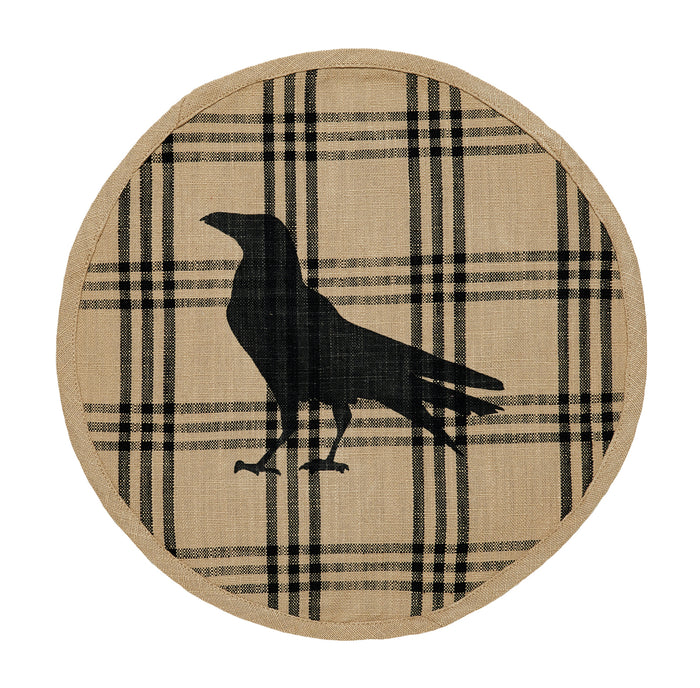 Olde Crow Tablemat (Set of 4)