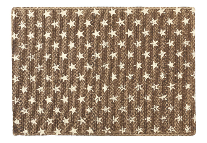 Stargazer Latte Rectangle Rug 24x36