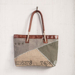 Tri Corner Shoulder Bag - Mona B