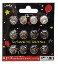 AG13 Batteries
