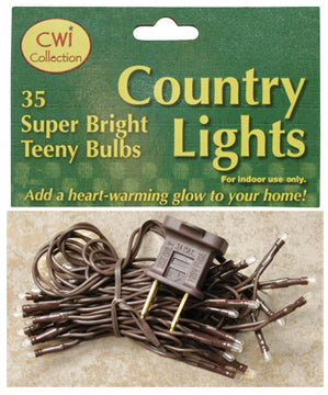 35 Teeny Bulbs