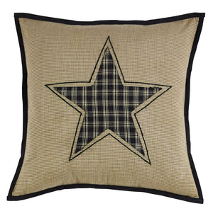 Revere Star Fabric Pillow Cover - 16 inch | Revere Bedding Collection
