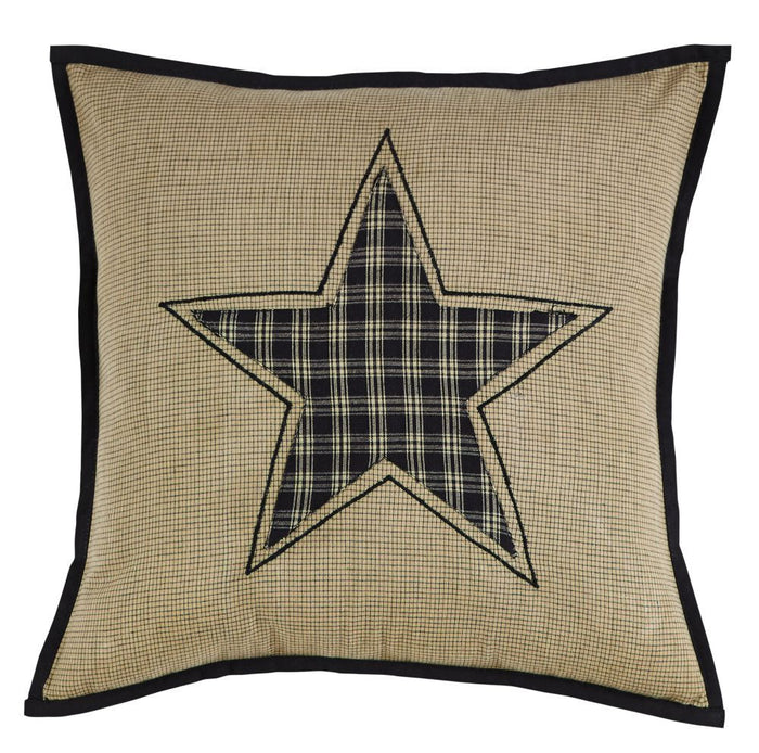 Revere Star Fabric Pillow Cover - 16 inch