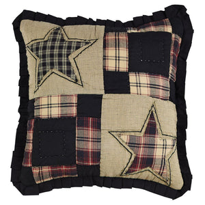 Revere Quilted Pillow Cover - 16 inch | Revere Collection