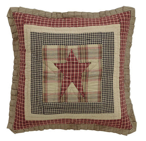 "26"" Quilted Euro Sham - Plymouth 