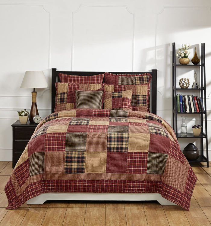 Rutherford Quilted Bedding Set - 3pc. Queen