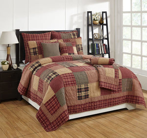 Rutherford Quilted Bedding Set - 3pc. King