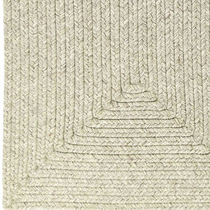 Slate Ultra Durable Braided Rug