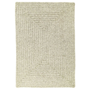 Slate Ultra Durable Braided Rug - Rectangular