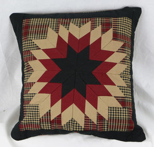 Chelsea Quilted Pillow Cover 16 inch