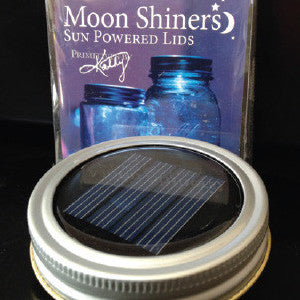 Moon Shiners Solar Powered Lid