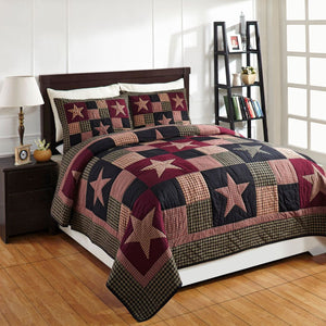 Plum Creek Quilted Bedding Set | Olivia's Heartland