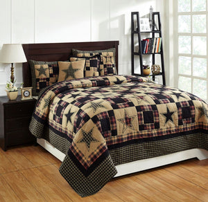 Revere Quilted Bedding Set - Queen / Full