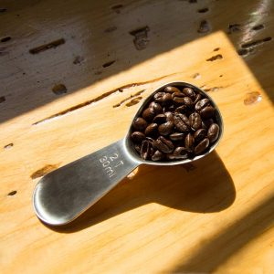 Stainless Steel Coffee Scoop - Verena Street Coffee Co.