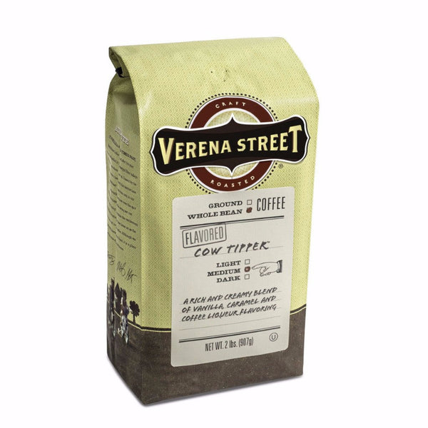 Cow Tipper™ whole bean - Verena Street Coffee Co. - 1
