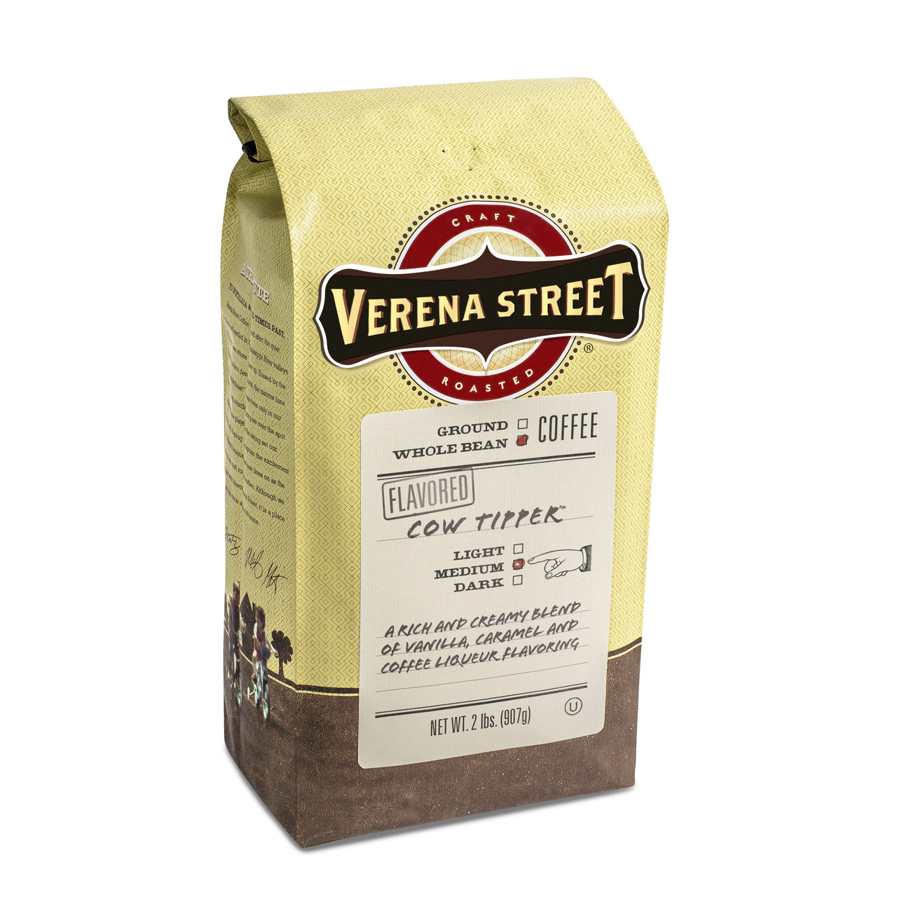 Cow Tipper® whole bean - Verena Street Coffee Co.