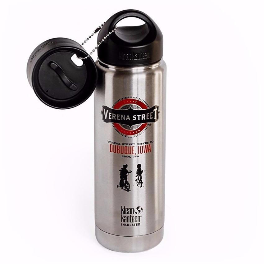 20oz Klean Kanteen Insulated bottle - Verena Street Coffee Co.