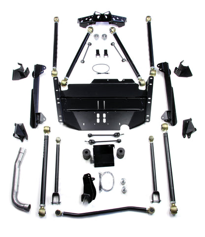 TJ Pro LCG Suspension System for Coilover 97-06 Wrangler TJ TeraFlex