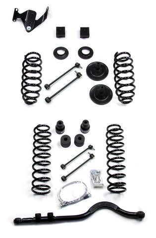 JK 4 Door 3 Inch Lift Kit W/Trackbar 07-Pres Wrangler JK Unlimited TeraFlex