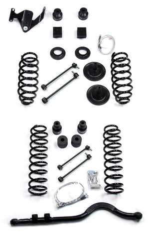 JK 4 Door 4 Inch Lift Kit 07-Pres Wrangler JK Unlimited TeraFlex