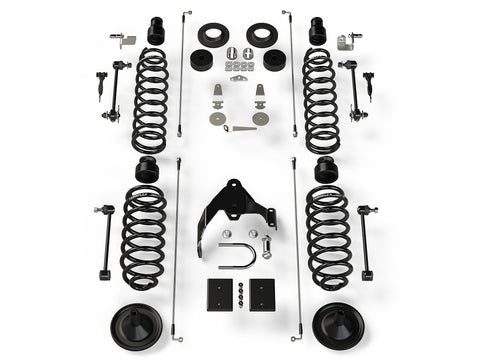 JK 4 Door 4 Base Lift Kit 07-Pres Wrangler JK Unlimited TeraFlex