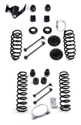 JK 2 Door 4 Base Lift Kit 07-Pres Wrangler JK TeraFlex