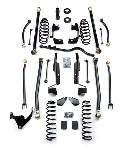 JK 4 Door 2.5 Elite LCG Long FlexArm Lift Kit 07-Pres Wrangler JK Unlimited TeraFlex