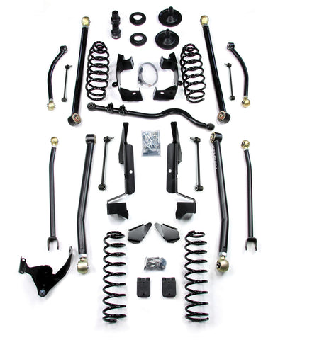 JK 2 Door 3 Elite LCG Long FlexArm Lift Kit 07-Pres Wrangler JK TeraFlex