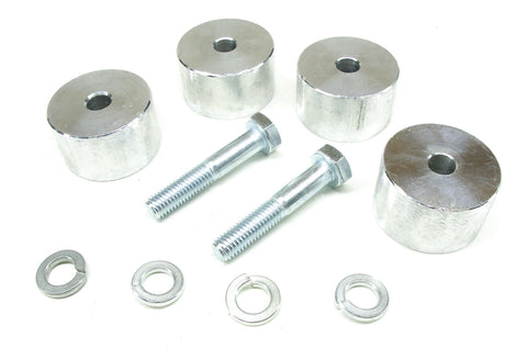 XJ 1/2 Transfer Case Lowering Spacer Kit 84-01 Jeep Cherokee XJ TeraFlex