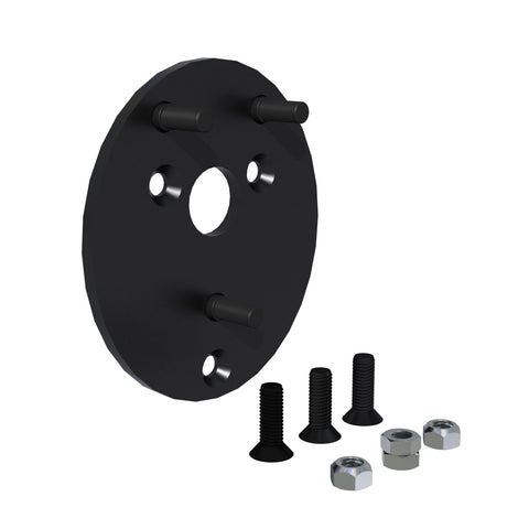JK Spare Tire Extension Bracket Kit 07-Pres Wrangler JK/JKU TeraFlex