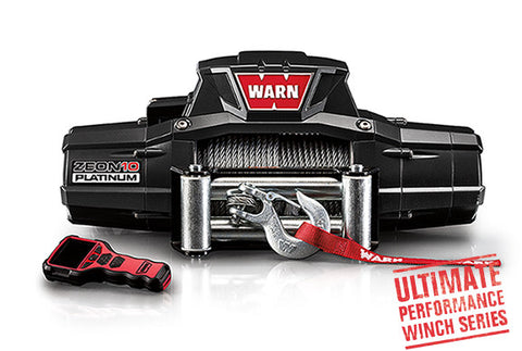 Warn Zeon 10 Platinum Winch 92810