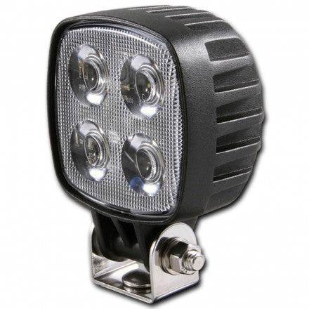 Anzo USA 3 inch X 3 inch RUGGED HI INTENSITY 3W LED OFF ROAD LIGHT - All-Terrain Outfitters