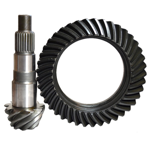 Dana 30JK 4.56 Ratio Reverse Ring And Pinion Nitro Gear and Axle