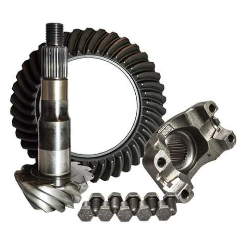 Dana 44 HD 4.88 Ratio Ring And Pinion Includes Yoke And Bolts Nitro Gear and Axle